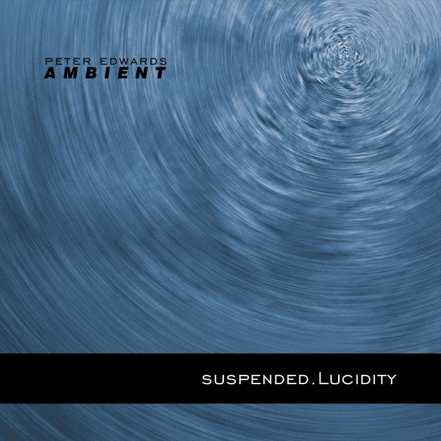 Suspended Lucidity dark ambient music album